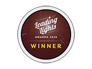Leading Lights Awards 2019 수상 업체 로고